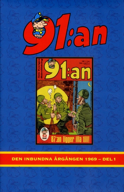 91:an : den inbundna årgången 1969 Vol 1