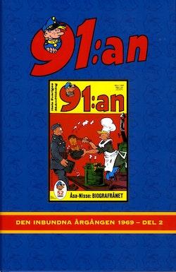 91:an : den inbundna årgången 1969 Vol 2