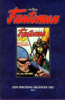 Fantomen : den inbundna årgången 1962. D. 3