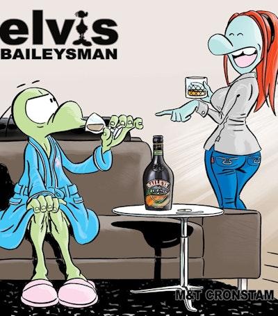 Elvis : Baileysman