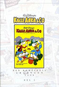 Kalle Anka & Co. Den kompletta årgången 1970. D.2