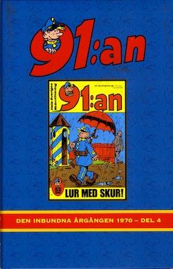 91:an. Den inbundna årgången 1970, Vol 4