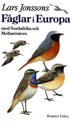 Fåglar i Europa med Nordafrika och Mellanöstern