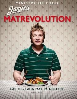 Jamies matrevolution : lär dig laga mat på nolltid