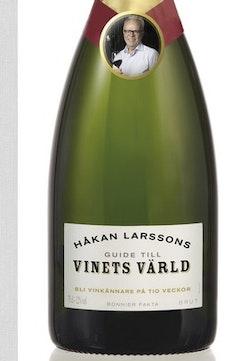 Håkan Larssons guide till vinets värld : bli vinkännare på tio veckor