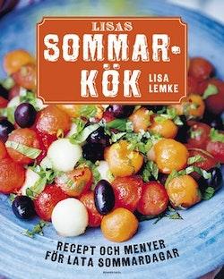 Lisas sommarkök : recept och menyer för lata sommardagar