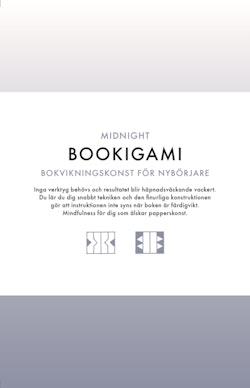 Bookigami Midnight : bokvikningskonst för nybörjare