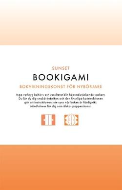 Bookigami Sunset : bokvikningskonst för nybörjare