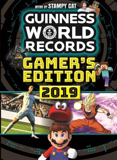 Guinness world records 2019 : gamer's edition