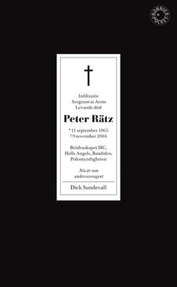 Peter Rätz : nio år som undercoveragent