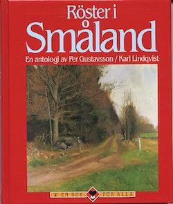 Röster i Småland : en antologi