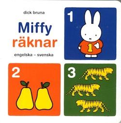Miffy räknar : engelska-svenska