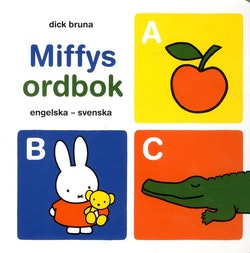 Miffys ordbok : engelska-svenska