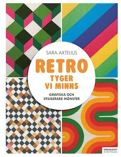 Retro - Tyger vi minns : grafiska och stiliserade mönster