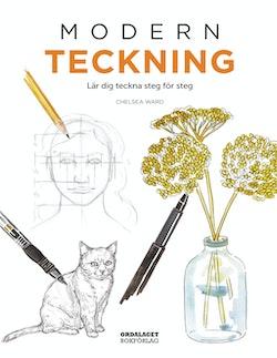 Modern teckning : lär dig teckna steg för steg