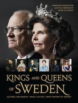 Kings and queens of Sweden