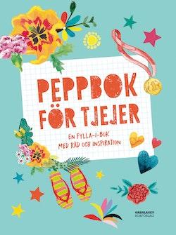 Peppbok för tjejer: En fylla-i-bok med råd och inspiration