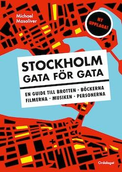 Stockholm gata för gata
