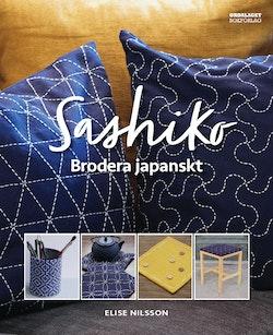 Sashiko. Brodera japanskt