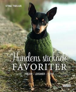 Hundens stickade favoriter. Tröjor, leksaker, filtar