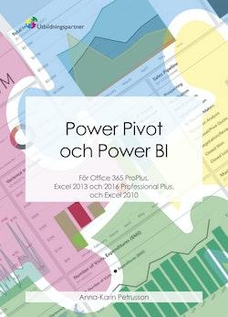 Power Pivot och Power BI : business intelligence i Excel