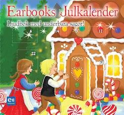 Earbooks julkalender : ljudbok med underbara sagor