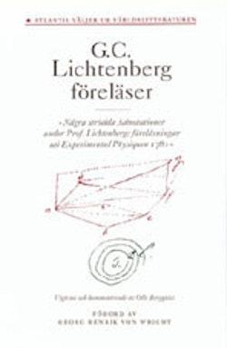 G.C. Lichtenberg föreläser - några strödda adnotationer under prof. Lichten