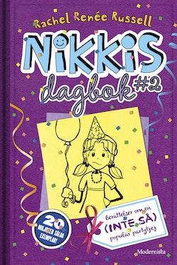 Nikkis dagbok #2 : berättelser om en (inte så) populär partytjej
