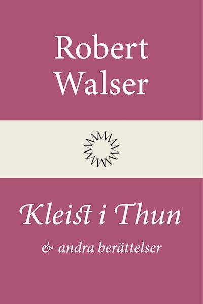 Kleist i Thun och andra berättelser