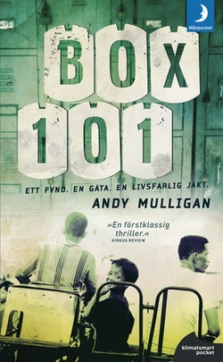 Box 101 : Ett fynd. En gåta. En livsfarlig jakt