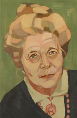 Anteckningsbok Nobelkvinnor. Selma Lagerlöf