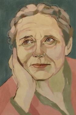 Anteckningsbok Nobelkvinnor. Doris Lessing