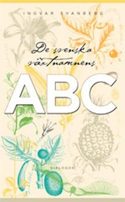 De svenska växtnamnens ABC