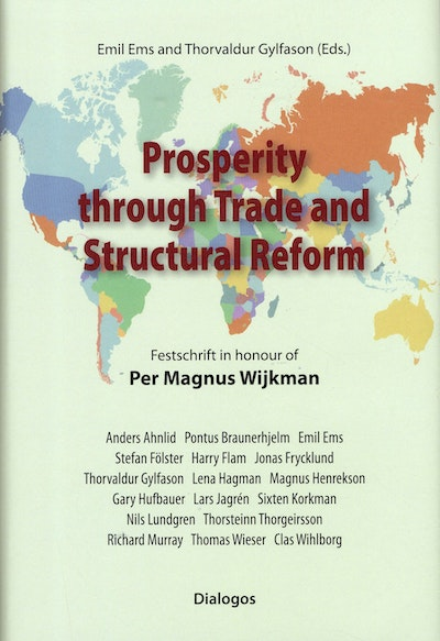 Prosperity through Trade and Structural Reform