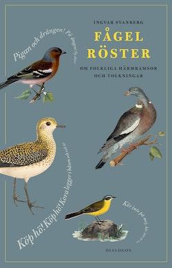 Fågelröster : om folkliga härmramsor och tolkningar