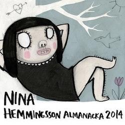 Nina Hemmingsson almanacka 2014