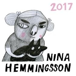 Nina Hemmingsson Almanacka 2017