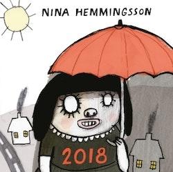 Nina Hemmingsson Almanacka 2018