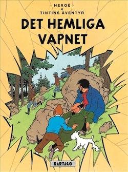 Tintins äventyr. Det hemliga vapnet