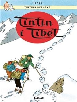 Tintins äventyr. Tintin i Tibet