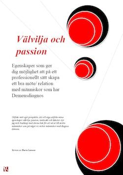 Välvilja och passion