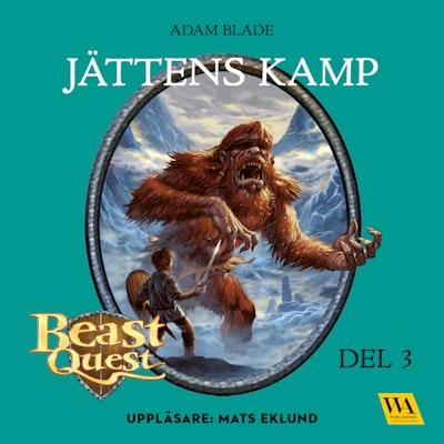 Beast Quest. Jättens kamp
