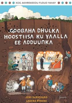 Jordens underjordiska platser (somaliska)