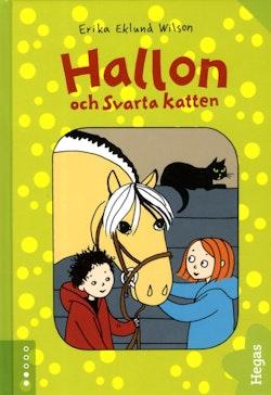 Hallon och Svarta katten (bok + CD)