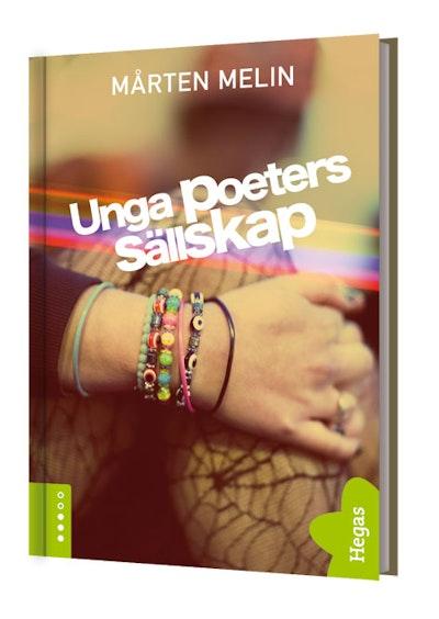 Unga poeters sällskap (Bok+CD)