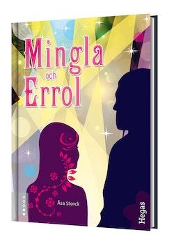 Mingla och Errol (bok + CD)