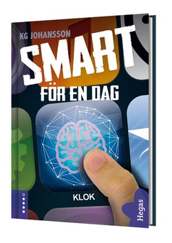 Smart för en dag (Bok + CD)