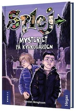 Mysteriet på kyrkogården (Bok+CD)