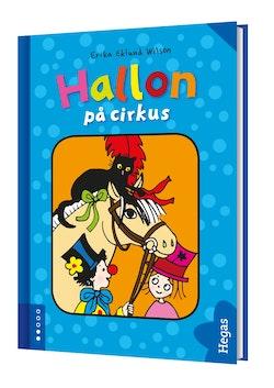 Hallon på cirkus (bok +CD)