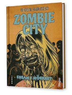 Zombie City. Ensam i mörkret (Bok+CD)